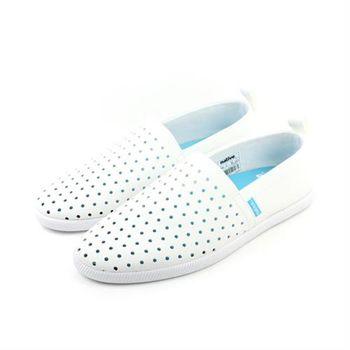 native VENICE 休閒鞋 白色 男女鞋 no461