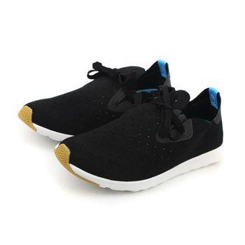 native APOLLO MOC 阿波羅系列 休閒鞋 黑色 男女鞋 no446