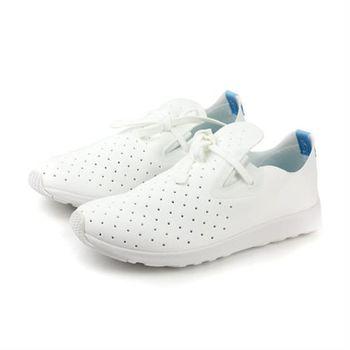 native APOLLO MOC 阿波羅系列 休閒鞋 白色 男女鞋 no445