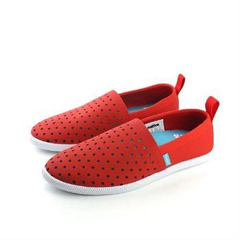 native VENICE 休閒鞋 紅色白色 男女鞋 no272