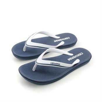 CONVERSE Sandstar Comfort 夾腳拖 拖鞋 藍色 男鞋 no163