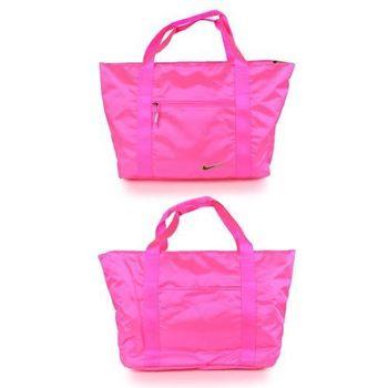 【NIKE】GOLF 高爾夫休閒包- 側背包 斜背包 旅行袋 螢光粉