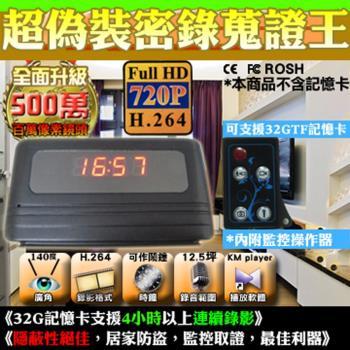 偽裝時鐘型 插記憶卡式 針孔密錄器 談判 簽約 徵信 蒐證 針孔監視器 攝影機 針孔DVR