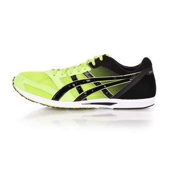 【ASICS】WIDE SORTIEMAGIC RP 3-日製男馬拉松鞋 芥末綠黑
