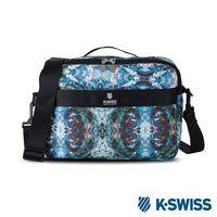 K ^#45 Swiss Shoulder Bag休閒斜背包 ^#45 綠印花