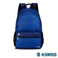 K~Swiss Allover Star Printted Backpack休閒後背包~單