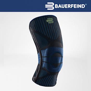 Bauerfeind 德國 頂級專業護具 Knee Support 機能款 膝寧護膝-黑色