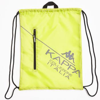 KAPPA時尚休閒輕量雙肩背包1個- 岩草綠