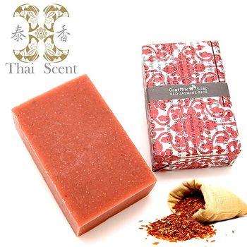 泰香 泰國紅糙米山羊奶手工保養皂100g