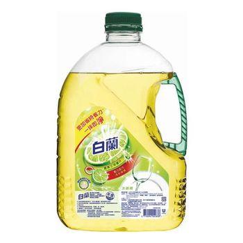 白蘭 全新動力配方洗碗精-檸檬(2.8kg)