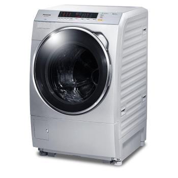 ★加碼贈好禮★Panasonic國際牌16KG 變頻滾筒洗衣機(NA-V178DW-L)