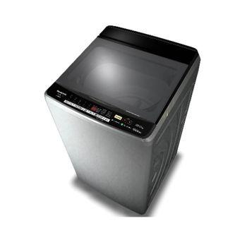 ★加碼贈好禮★【Panasonic 國際牌】11公斤ECO NAVI智慧節能變頻洗衣機 NA-V110DBS-S