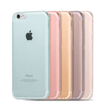 【Oucase】Apple iPhone 7 防滑 TPU 套