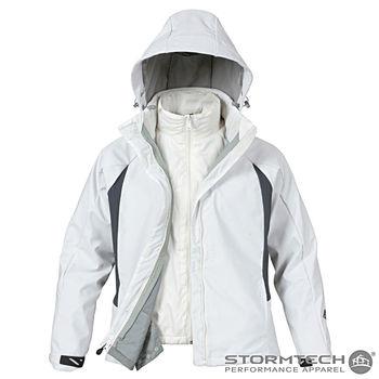 【加拿大STORMTECH】 B-1W 兩件式獨家防水透氣科技棉保暖外套-女   加拿大高機能防水外套