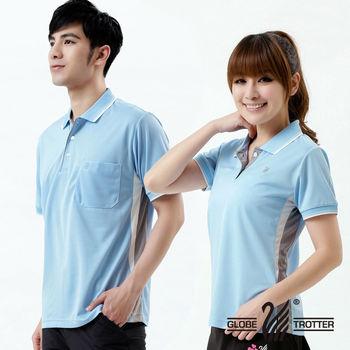 【遊遍天下】台灣製男女款抗UV吸排快乾POLO衫(四色)  清新有型  情侶好感裝