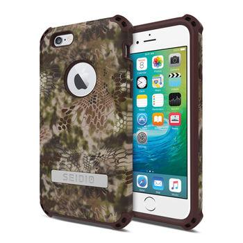 SEIDIO DILEX EP 軍規級四角防撞保護殼for Apple iPhone 6 Plus / 6s Plus -KRYPTEK 迷彩聯名款