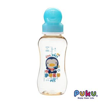 PUKU藍色企鵝 - 實感標準PES奶瓶270ml