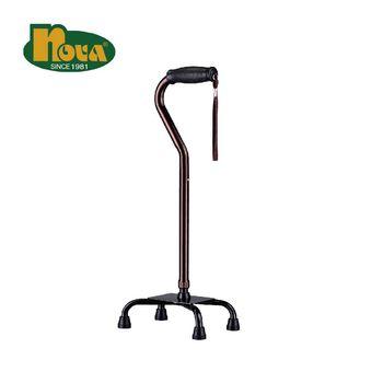 【光星】★ 光星NOVA 醫療用手杖、拐杖小四腳拐 合成橡膠/TPR 7分 ★