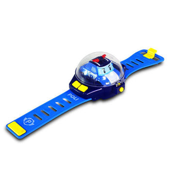 【POLI 波力救援小英雄】波力遙控手錶 RB83312