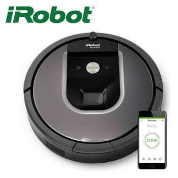 iRobot Roomba 960 WiFi 第9代機器人支援APP 遠端控制掃地機器人吸塵器