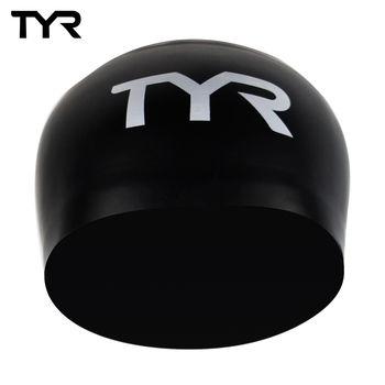 美國TYR 成人競技用3D矽膠泳帽 Blade Racing Cap 台灣總代理