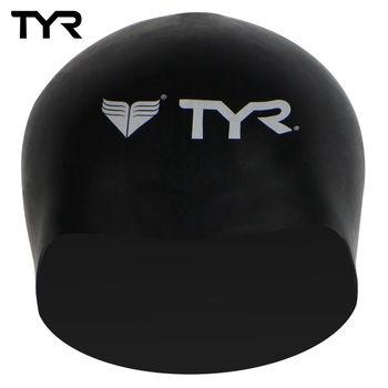 美國TYR 成人用3D矽膠泳帽 Solid Silicone