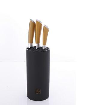 鍋寶金鑽不銹鋼刀具系列精選組