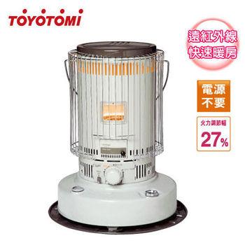 【日本製 TOYOTOMI】KS-67H 傳統型煤油爐