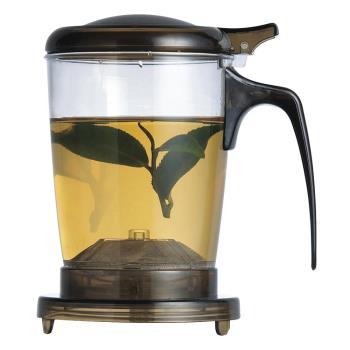 【丞漢】快速沖泡壺(濾泡杯)/咖啡兩用泡茶壺小巧壺TPC-500