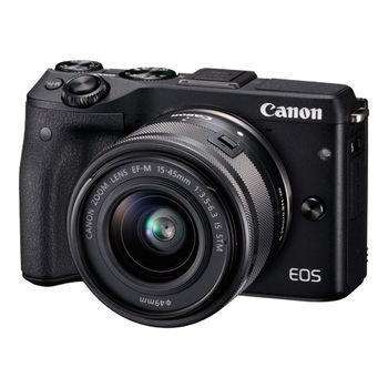 Canon EOS M3 15-45mmKIT (公司貨)-@