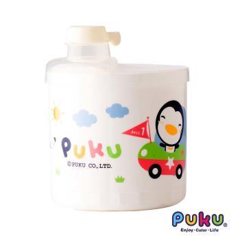 PUKU藍色企鵝 - 加大容量四格奶粉盒
