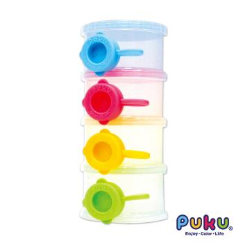 PUKU藍色企鵝 - 甜甜圈奶粉盒