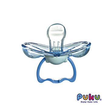 PUKU藍色企鵝 - 防塵安撫奶嘴(較大)