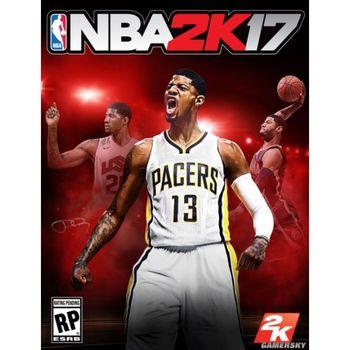 PC NBA 2K17 中英文版
