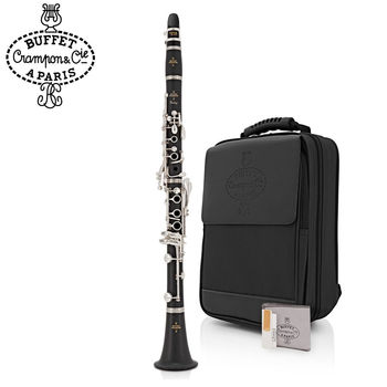 【BUFFET 法國品牌】ABS 膠管豎笛 學生級單簧管 公司貨保固(Prodige系列)