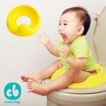 Creative Baby 創寶貝 - 幼兒學習馬桶軟墊(Komfy)