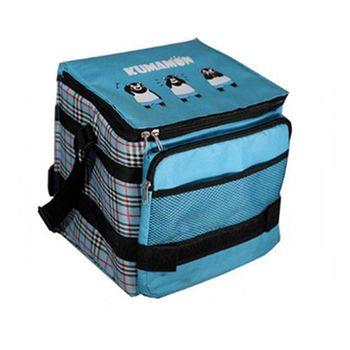 【日本Kumamon】摺疊保溫保冷袋6L KMP-003