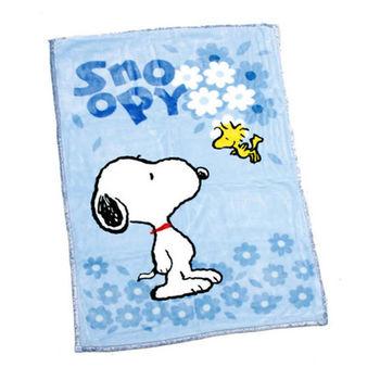 SNOOPY史努比王牌飛行員飛行毛毯
