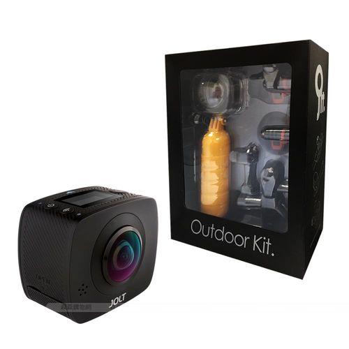 【戶外組】GIGABYTE JOLT DUO 360度全景雙眼運動攝影機