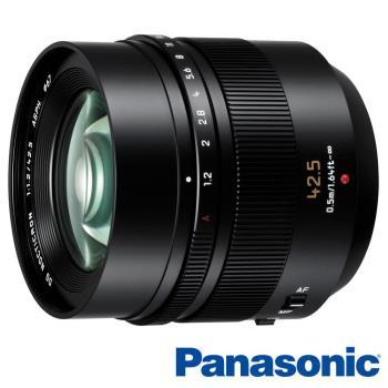 Panasonic Lumix G Leica DG Nocticoron 42.5mm F1.2 (42.5 1.2,公司貨)