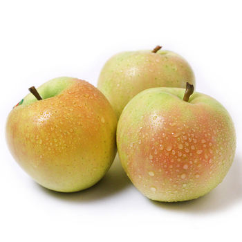 愛上水果 日本青森Toki水蜜桃蘋果*2箱(8顆/約2.4公斤/箱)