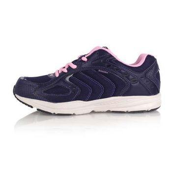 【DIADORA】女健走鞋 -走路鞋 紫粉紅