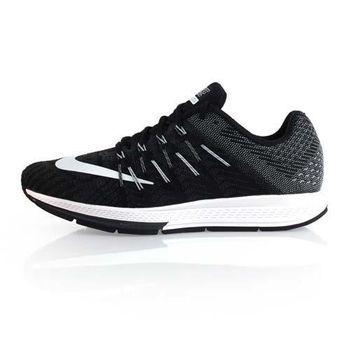 【NIKE】AIR ZOOM ELITE 8 男慢跑鞋 - 路跑 黑白