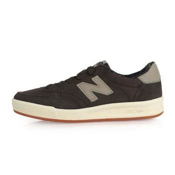 【NEWBALANCE】CRT 300系列 男復古休閒鞋 - N字鞋 NB 墨綠