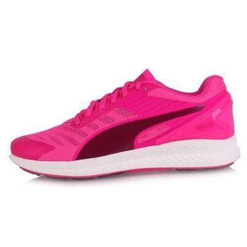 【PUMA】IGNITE V2 女慢跑鞋- 路跑 競走 螢光粉紫