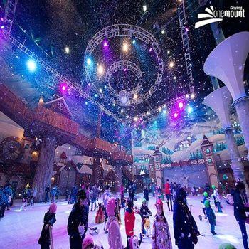 【限量促銷】韓國樂天冰雪雙樂園幻多奇六日