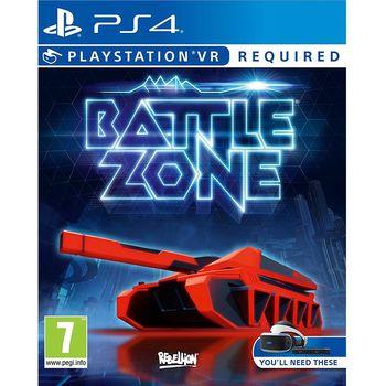 PS4 VR專用 遊戲 Battlezone - 中英文合版