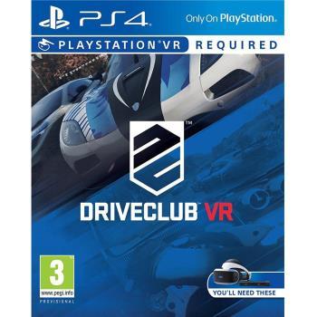 PS4 VR專用 遊戲 駕駛俱樂部 VR-中英文合版