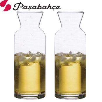 土耳其Pasabahce歐洲莊園風冷水壺1000cc-二入組