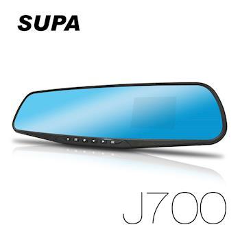速霸 J700 標準廣角 Full HD 1080P 移動偵測 行車記錄器送16G TF卡